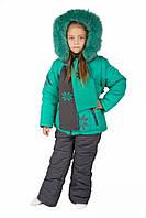 Комбинезон для девочки с шарфиком и сумочкой Donilo 3346