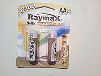 Акк. Raymax R-06 2700mAh - (2 штуки на блистере), фото 1