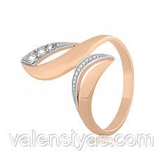 Серебряное кольцо К3Ф/109