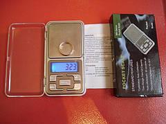 Ювелирные весы электронные MH-200. Точность 0,01г!