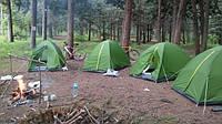 Палатка Arpenaz 2 Quechua