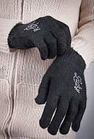 Перчатки женские вязаные AG-0002572 Черный