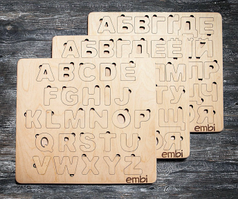 Азбуки EMBI. Языки на выбор