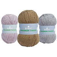 Пряжа для вязания Magnum Tweed DMC