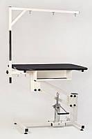 Стол для груминга Appolon на гидравлическом подъёмнике  90х60 см