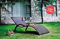 Шезлонг Змей, Лежак - мебель для бассейна, мебель для сада, мебель для отдыха