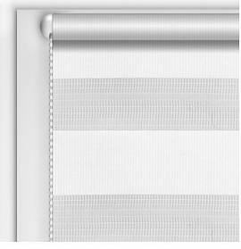 Рулонные шторы День-Ночь DIY Белый