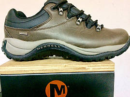 Ботинки Merrell Reflex II Lthr Wtpf Men`S Shoes оригинал, фото 2