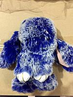 Кролики натуральный мех 17 см