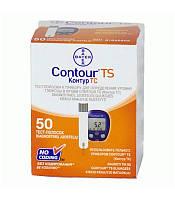 Тест-полоски Contour TS, 50 шт.