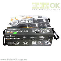 Набор Посуды KOCHTOPF-SET 16 TLG (Код:1161) Состояние: НОВОЕ