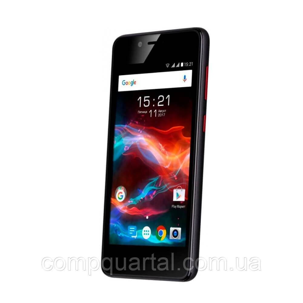Смартфон FLY FS458 Stratus 7 Dual Sim Black