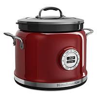 Мультиварка KitchenAid 5KMC4244EER красного цвета с устройством для помешивания
