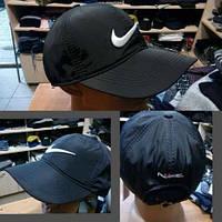 Кепка бейсболка утеплена з вухами тепла Nike