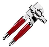 Ручной консервный нож KitchenAid KG130ER, красный