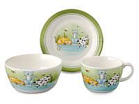 Набор детской посуды Lefard Веселые котята 3 предмета