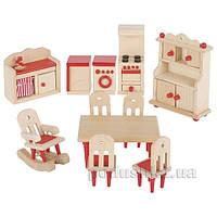 Набор для кукол goki Мебель для кухни 51951G