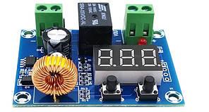 Модуль керування зарядом XH-M609 з індикатором В 6-60