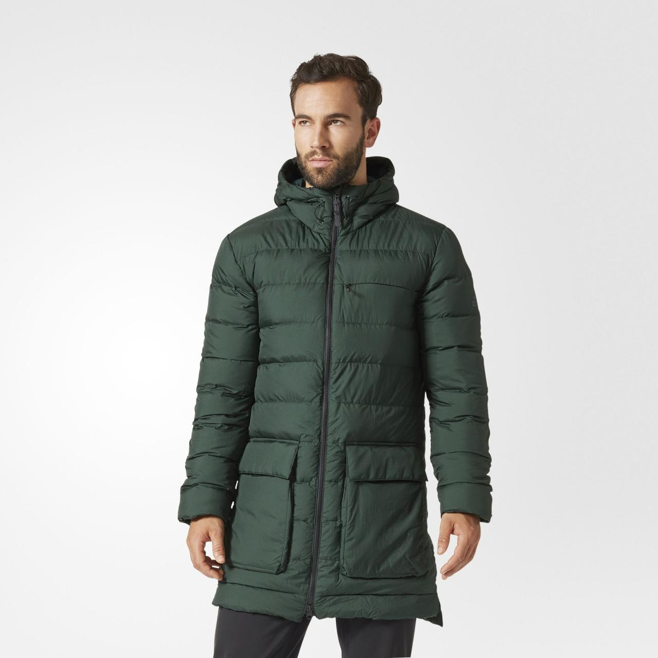 26abd57d Мужская парка Adidas Performance Outdoor Climaheat Icezeit (Артикул:  BS0995) - Интернет-магазин