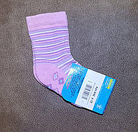 Носки с махровой ступней, размер 12 / 18-20р.