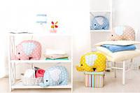Декоративная подушка Слоник