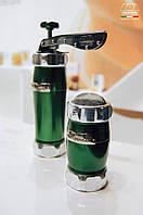 Marcato Pack Biscuits Verde+ Dispenser Verde (2 в 1) пресс для печенья и сито, цвет зеленый