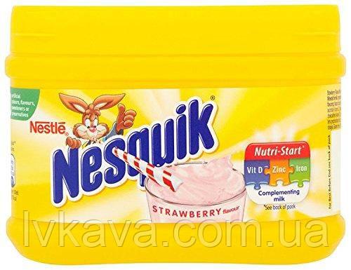 Какао напиток  Nesquik strawberry, 300 гр