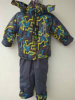 Костюм на дошкільника (куртка+напівкомбінезон)   (Костюм на дошкольника (куртка+полуномбинезон))