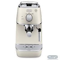 Рожковая кофеварка DeLonghi ECI 341 W