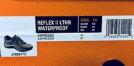 Ботинки Merrell Reflex II Lthr Wtpf Men`S Shoes оригинал, фото 3