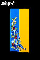 """Металлокерамический дизайн-обогреватель UDEN-700 Слава Украине (Image) """"UDEN-S"""""""