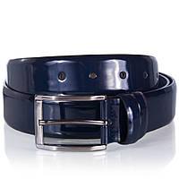 Ремень мужской синий Glasman S2800