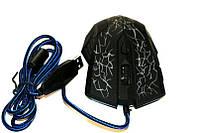 Проводная игровая мышь JX-505 MS