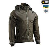 M-Tac куртка Norman Windblock Fleece олива