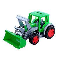 """Великий трактор """"Гігант Фермер"""", арт. 66015, Wader"""