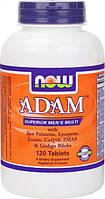 Now Adam Superior Men's Multi 120 tab