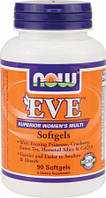 Now Eve Superior Women's Multi, 90 softgels