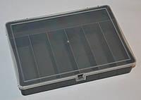 Коробка органайзер 7 ячеек для хранения 204*141*34мм