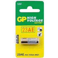 Батарейка  23A  GP 12V