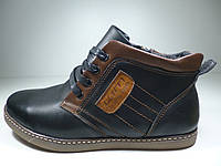 """Зимние ботинки для мальчиков """"Olipas"""" Размер: 38, фото 1"""