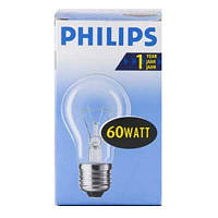 Лампа PHILIPS А55 обыкн. пр. 60W E27