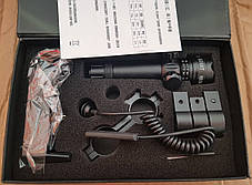 Лазерный целеуказатель, прицел под ружье SIGHT UANE (зеленый) , фото 3