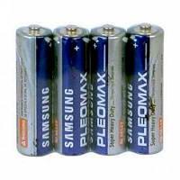 Батарейка  R6 SAMSUNG  Pleomax trey