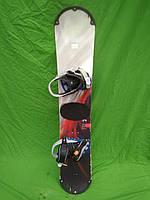 Сноуборд Blackhole 121  см + кріплення