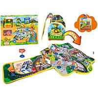 Игровой набор 3D   XZ-527  2 в 1,  сумка-коврик.  в коробке 38*7*26см