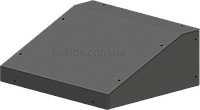 Корпус металлический, MB-25 (Ш230 В90 Г200)