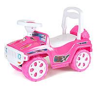 """Автомобіль для прогулянок """"Оріончик"""" (яскраво-рожевий), арт. 419Я-Р, Орион"""