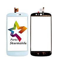 Сенсор (Тачскрин)  для мобильного телефона Acer Z530/Jade Z S57, белый, Original
