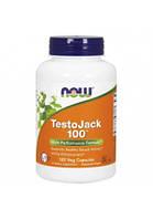 Now TestoJack 100, 120 caps