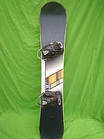 Сноуборд Ride decade 160  см + кріплення atomic